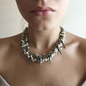 ♦️2 for $15♦️ UO Pearl and Spike Choker